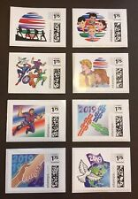 2019 World Scout Jamboree SET OF 8 MINT STAMPS ONLY