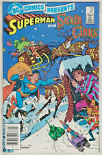 DC COMICS PRESENTS#67 VF/NM 1984 SANTA CLAUS DC COMICS