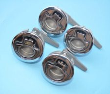 4pcs Stainless Steel 316 Marine Lift Boat Hatch Latch NON LOCKING