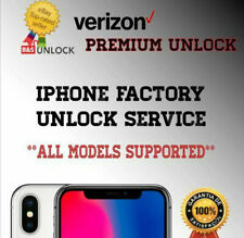 VERIZON FACTORY UNLOCK SERVICE FOR IPHONE 11 | 11 PRO | XS MAX | XS | XR | X 8 7