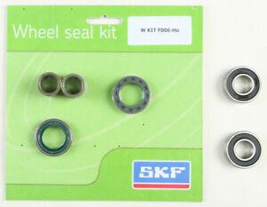 SKF Front Wheel Bearing & Seal Kit Honda 2007-2021 CRF150R CRF150RB Spacers