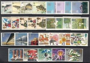 GB 1983 Complete Commemorative Collection Under Face Value Superb M/N/H