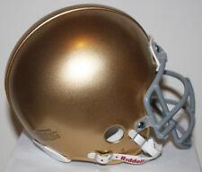1987 Tim Brown Notre Dame Fighting Irish Heisman Custom Riddell Mini Helmet
