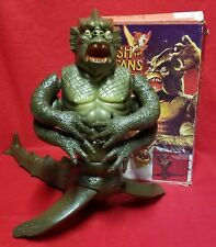 Vintage 1980 Mattel Clash of the Titans Kraken Sea Monster Toy Figure w/ Box