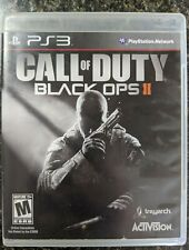 Call Of Duty Black Ops II 2  PlayStation 3 PS3 Fast Free Shipping
