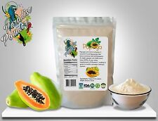PAPAYA Powder 8oz 1/2lb Natural Amazing source of Vitamin A and C, beta carotene