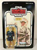 1980 Star Wars Han Solo Hoth Outfit Kenner Action Figure ***Recarded***