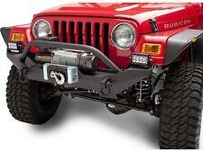 Body Armor 4X4 Front Winch Bumper w/ Grill Guard 87-06 Jeep Wrangler TJ-19531