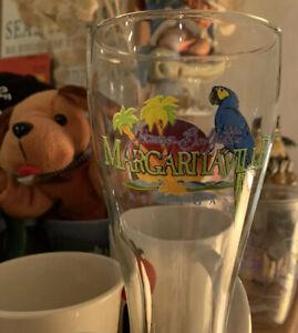 JIMMY BUFFETT'S MARGARITAVILLE LAS VEGAS PILSNER GLASS