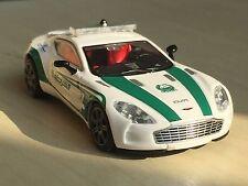 1/64 Aston Martin One-77 Supercar Dubai Police Brand new Authentic
