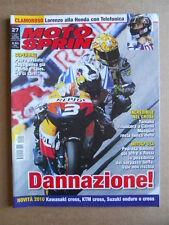 MOTOSPRINT n°27  2009 [Q79] NOVITA' KAWASAKI KTM SUZUKI CROSS