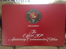 The Official 20th Anniversary Commemorative Edition
