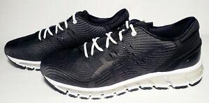 ASICS Gel-Quantum 360 4 Black / White Running Shoes 1021A028 Men's Size 8