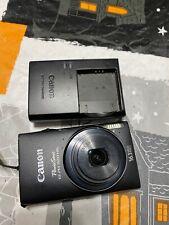 Canon PowerShot ELPH 320 HS / IXUS 240 HS 16.1MP Digital Camera - Black