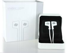 Urbanista London In Ohr Stereo Kopfhörer mit Freisprecheinrichtung Mikrofon weiß NEU