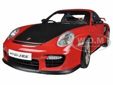 PORSCHE 911 (997) GT2 RS RED 1/18 DIECAST MODEL CAR BY AUTOART 77964