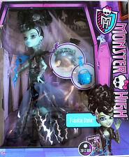 """Mattel Monster High """"Frankie Stein"""" Puppe Zubehör Monsterspass X3714"""