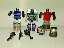 G1 Transformers Reflector Mail Away Camera Microx Diaclone Robot Toy Hasbro 1985