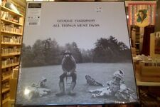 George Harrison All Things Must Pass 3xLP box set sealed 180 gm vinyl RE reissue