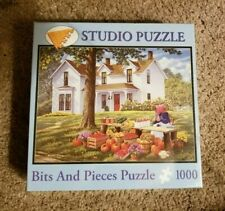 """Bits and Pieces Farm Fresh Studio Puzzle Jigsaw Puzzle 20""""x 27"""" Brand New Sealed"""