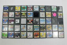 Nintendo DS Lot of 25 Games - Kirby Canvas Curse, Pokemon Diamond, Sonic Rush