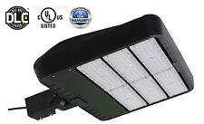 240W Shoebox LED street light parking lot outdoor