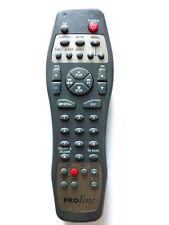 PROLINE TV/VCR COMBI REMOTE CONTROL for TVC140