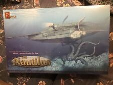 Pegasus Nautilus Model - 20,000 Leagues Under The Sea- Disney - Jules Verne