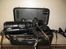 Rare appareil photo ZENIT 12 + systeme Photosnaiper FS12 dans coffret métalliq.