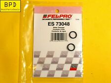 88-13 Ford Engine Water Pump Bypass Pipe Gasket Seal O-Ring FEL-PRO ES 73048