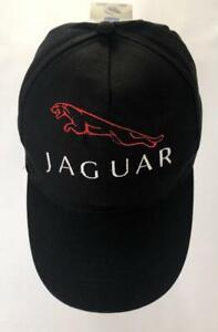 Unisex Baseball Cap with Embroidered Jaguar Car Logo Hats