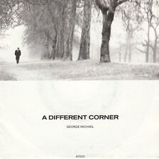 "George Michael 7"" A Different Corner - Europe"