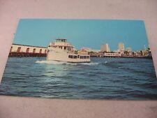 Vintage Postcard: Harbor Excursion Ship Boat Cabrillo San Diego California