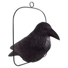 rabe vogelschreck figuren garten g nstig kaufen ebay. Black Bedroom Furniture Sets. Home Design Ideas
