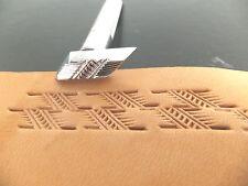 Midas Ivan Leather Stamp Craft Tool H K 8600 [ 32 ] Vintage FREE WORLD SHIPPING