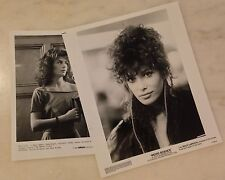Kelly LeBrock / Le Brock Press Kit Photos (2): THE WOMAN IN RED & WEIRD SCIENCE