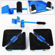 New listing Furniture Lifter Sliders 5 Packs Mover Tool Set Lifting System w/Moving Wheel Us