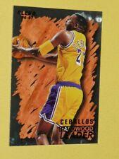 Cartes de basketball Los Angeles Lakers NBA