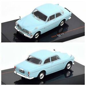 1/43 Ixo Volvo 123 GT 1968 Bleu Neuf En Boite Livraison Domicile