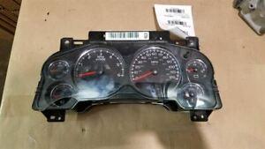 Speedometer Cluster MPH US Market Fits 07-11 SILVERADO 1500 PICKUP 192143