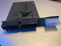 Apple Macintosh IDE Hard Drive Mac0S 7.6.1, Power Mac 120 GB 40-pin SATA