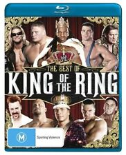 WWE - Best Of King Of The Ring (Blu-ray, 2012, 2-Disc Set)