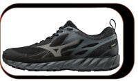 Chaussures De course Running Mizuno Wave IBUKI Homme Noir GTX  Référence : J1GJ1