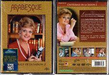 ARABESQUE - Intégrale saison 2 - 1 Boitier Classique Large - 6 DVD - NEUF