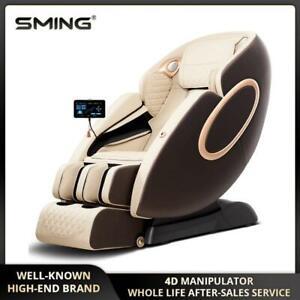 Luxury Automatic Electric Massage Chair Shiatsu Zero Gravity Multifunction Sofa