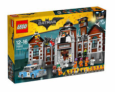 The LEGO Batman Movie Arkham Asylum 2017 (70912)