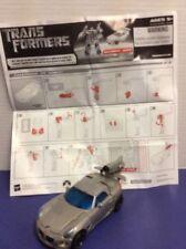 Transformers 2007 Movie Autobot Jazz  Action Figure - 100% Complete