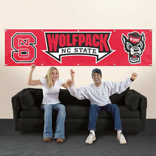 NCAA NC State Wolfpack Weather Resistant 8ft Banner