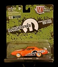 M2 Machines 1971 Dodge Charger Custom Mopar CHASE