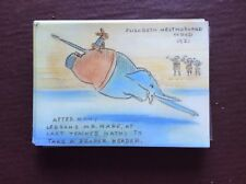 L1e Postcard Unused Reprint Elizabeth Westmorland Wood 1921 Mr Hare And Hathi